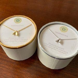 Spartina 449 Jewelry - NWT - SEA LA VIE MERMAID TAIL NECKLACE